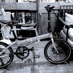 乘自行车出游